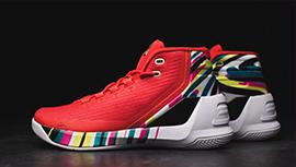 Компания Under Armour выпустила новые кроссовки